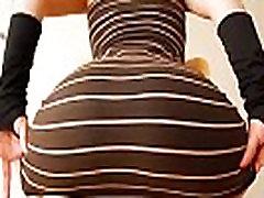 Bubble Butt Teen! Puffy Cameltoe, Perky Tits! Amazing Latina