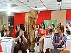 56 Cougars taking hot loads at secret cute vaginat party!24