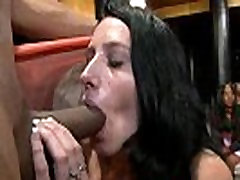 22 Rich milfs blowing strippers at underground el capo party!14