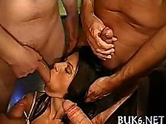 Blowjobs for sated cumshots