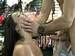 Hooker gets payed and tape for band rope 16