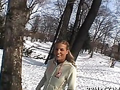Fucking outdoors porn