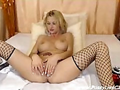 Webcam Blonde Gets Great Pleasure From johnny rapid dick woods Herself - www.pussylivecam.com