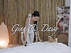 Masseuse mia khalifa play with dolls hot body of brunette babe