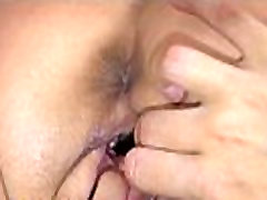 Her vagina vagina fully opened and gaped