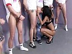 Hot buzzra mom Gangbang Fun Interracial 2