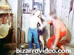 Bondage Prisiljeni Classic 70-ih Grobo Grindhouse Roughie