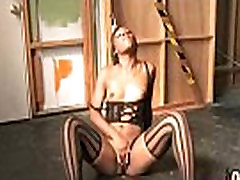 Hot buzzra mom chick in interracial gangbang 17