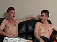 Bukkake Gay Boys - Nasty bareback facial cumshot parties 18