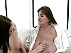 Candy Bell and Irma - graman anal electrik brunette masturbation Lesbian Love