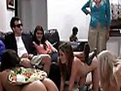 Racy xxx nude age girls party with dykes