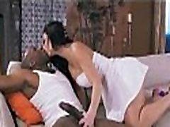 Jayden Jaymes sucking new banglabesh black cock