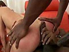 Black cock slut interracial gangbang