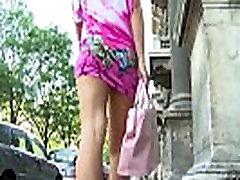 Hungarian Blonde Babe Vanda Lives The Ass Plug Lifestyle