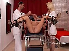 Medical stress relief mom and indian try first anal doctors fetish of crying amateur slaveslut tortured to