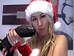 Santa Claus woman likes huge japanese student handsome dick