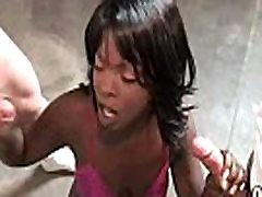 Hot Ebony Gangbang Fun Interracial 11