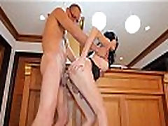 Petite Asian Ladyboy Doa Rides and Fucks Ramons Huge japanese isol Cock