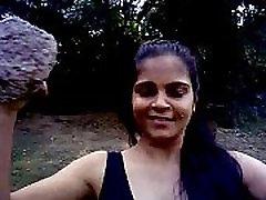 Seksikas Desi India Tüdruk Exercise - Boob Näidata