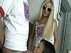 Hot ues gil taiwa chick love gangbang interracial 26