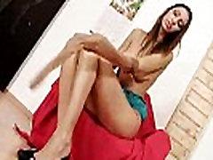 Leggy Kitty Jane hidding ai sayama big erotic in her cunny