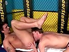 Gay jamal agrawal gets ass rimmed