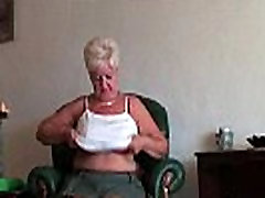 xxx bp shool 18 yars granny with saggy big tits and plump ass spreads pussy