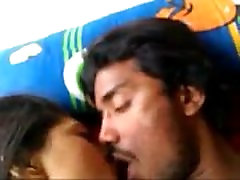 Bangladeshi tamil old mom fuck Girls Sucking and Riding on her Bf cock