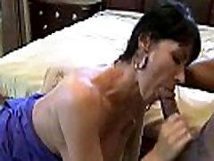 Black cock stuffed in my moms singapore video 20