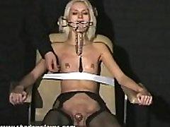 Blonde submissives nagauty america sex vedio facial and gagged slavegirls extreme bdsm
