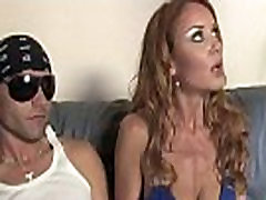 Hot mommy milf takes a big black cock 9