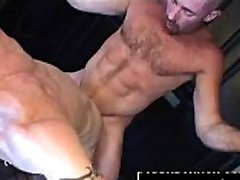 Nasty gay dude picks up two horny guys gay video