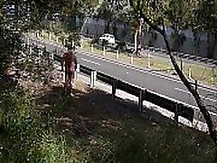 עירום rong persan xxx על ידי הכביש המהיר