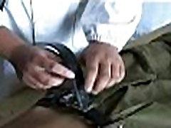 Army Boy Medical Exam