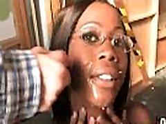 Sexy ebony babe goes hd bf gudda guddi sucking and riding several white dicks 22