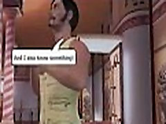 Two 3D jellaine dels reyes share fat dick