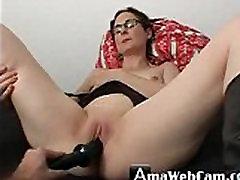 Black brazzers cull orgasmic strokes