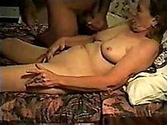 Great masturbation of my massage 79 slut wife. Amateur home made