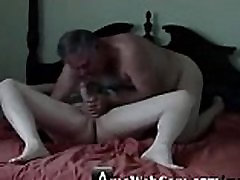 Grandpa loves to suck cock of younger - amawebcam.comgay