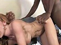 Chocolate cock fucks man suckin pussy hard 18