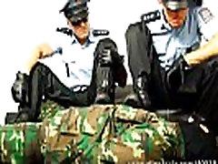 SLAVE UNDER BOOT OF COPS - 063