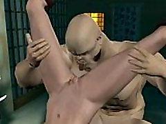 3D Animation: Ninja Scroll 1