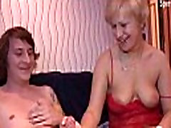 German MILFs and Grannies gets fucked!