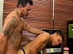 Twink amateur gets fucked from muscle teacher