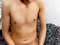 This sexy emo twink jerking his body smallsy cyclops dildo off and cums