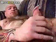 Furry Daddies Smothered In Cumshots