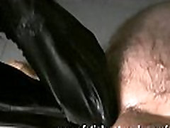 Real femdom fisting action