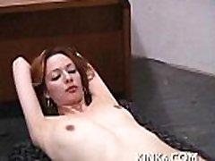Torturing new housekeeper