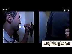 Straighty gets fooled at gloryhole