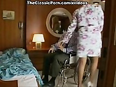 Classic dr vs bro sex on a boat with the blondie